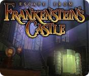 Escape from Frankenstein's Castle Walkthrough
