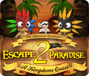 Escape From Paradise 2: A Kingdom's Quest Game Featured Image
