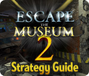 Escape the Museum 2 Strategy Guide feature
