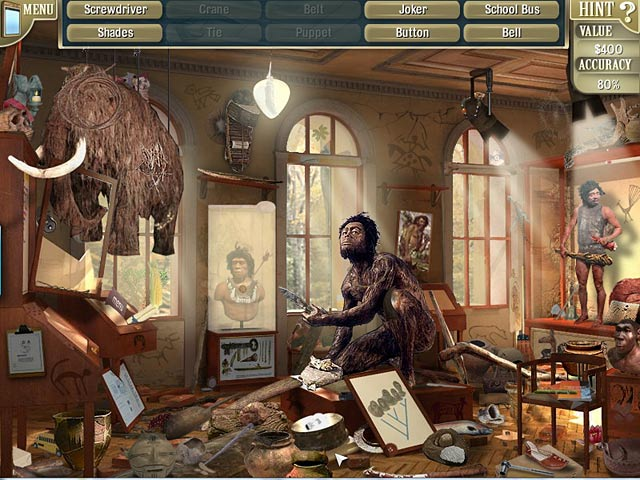 Click To Download Escape the Museum