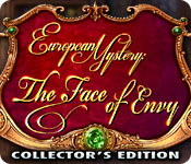 European Mystery: The Face of Envy Collector's Edition Game Featured Image