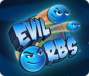 Evil Orbs for Mac Game