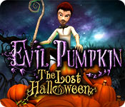 Evil Pumpkin: The Lost Halloween for Mac Game