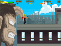 in-game screenshot : Extreme Building Runner (og) - Become the Extreme Building Runner!