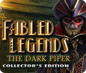 Fabled Legends: The Dark Piper Collector's Edition for Mac Game