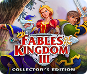 Buy PC games online, download : Fables of the Kingdom III Collector's Edition