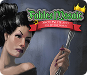 Fables Mosaic: Snow White and the Seven Dwarfs