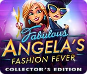 Fabulous: Angela's Fashion Fever Collector's Edition Game Featured Image
