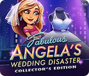 Fabulous: Angela's Wedding Disaster Collector's Edition Game Featured Image