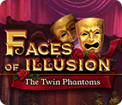 Buy PC games online, download : Faces of Illusion: The Twin Phantoms