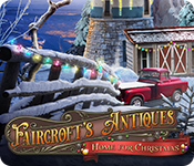 Faircroft's Antiques: Home for Christmas