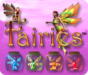 Fairies Feature Game