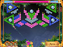 in-game screenshot : Fairy Jewels 2 (pc) - Free fairy town from an evil spell.