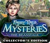 Fairy Tale Mysteries: The Beanstalk Collector's Edition Game Featured Image