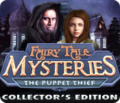 Fairy Tale Mysteries: The Puppet Thief Collector's Edition - Mac