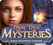 Fairy Tale Mysteries: The Puppet Thief Game Featured Image