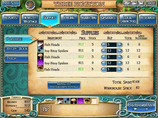 Fairy Godmother Tycoon Screenshot http://games.bigfishgames.com/en_fairygodmothertyco/screen2.jpg