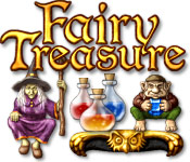 Fairy Treasure Feature Game