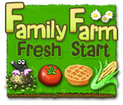 Family Farm: Fresh Start Game Featured Image