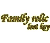 game - Family Relic - Lost Key