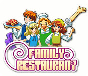 Family Restaurant Game Featured Image
