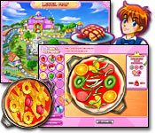 family restaurant online game