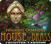 Fantastic Creations: House of Brass Collector's Edition Game Featured Image