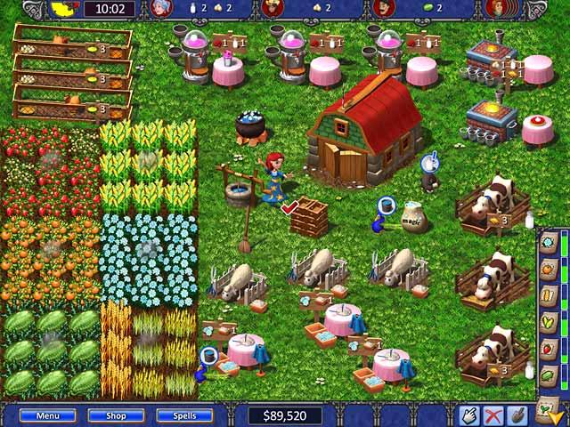 Gra Fantastic Farm Gra Bezpłatne