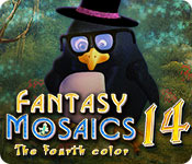 Fantasy Mosaics 14: Fourth Color for Mac Game