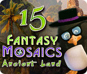 Fantasy Mosaics 15: Ancient Land for Mac Game