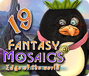 Fantasy Mosaics 19: Edge of the World Game Featured Image