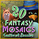 Fantasy Mosaics 20: Castle of Puzzles Game