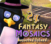 Fantasy Mosaics 24: Deserted Island for Mac Game