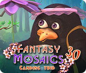 Fantasy Mosaics 30: Camping Trip for Mac Game