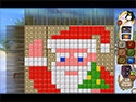 Buy PC games online, download : Fantasy Mosaics 32: Santa's Hut