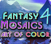 Fantasy Mosaics 4: Art of Color Game Featured Image
