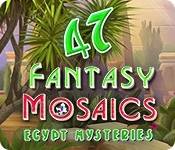 Fantasy Mosaics 47: Egypt Mysteries