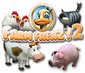 Farm Frenzy 2 Game Featured Image