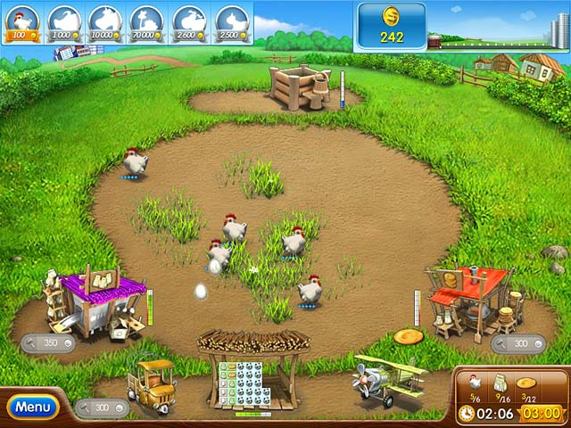 Click To Download Farm Frenzy 2