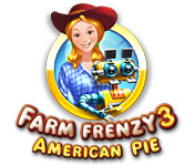 Farm Frenzy 3: American Pie Game Featured Image