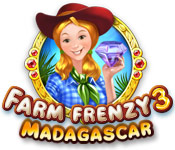 Farm Frenzy 3: Madagascar Game Featured Image