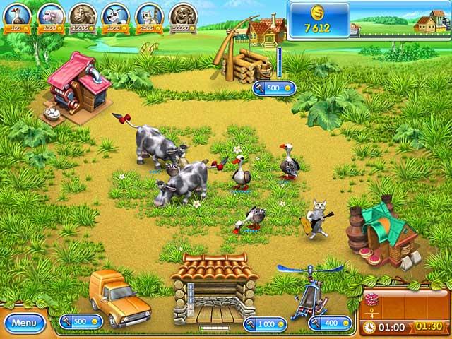 Farm Frenzy 3: Russian Roulette Screenshot http://games.bigfishgames.com/en_farm-frenzy-3-russian-roulette/screen1.jpg