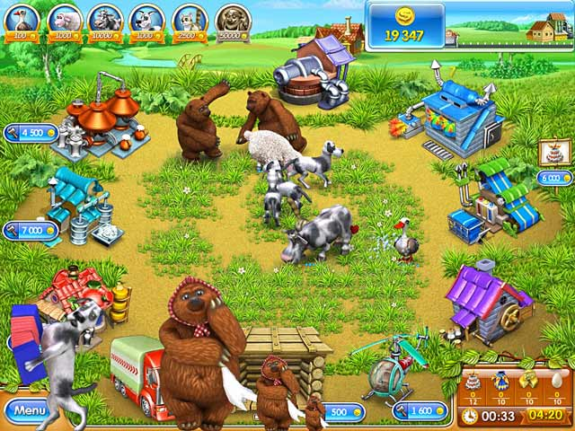 Farm Frenzy 3: Russian Roulette Screenshot http://games.bigfishgames.com/en_farm-frenzy-3-russian-roulette/screen2.jpg