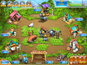 in-game screenshot : Farm Frenzy 3 (pc) - Manage five farms around the world!