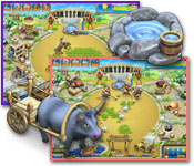 Farm Frenzy: Ancient Rome Game Download
