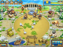 Farm Frenzy: Ancient Rome Game Screenshot #1