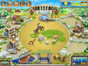 Farm Frenzy: Ancient Rome Game Screenshot #2