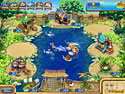 Play Farm Frenzy: Gone Fishing Game Screenshot 1