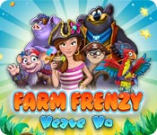 Farm Frenzy: Heave Ho Game Featured Image
