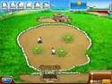 Farm Frenzy Pizza Party - Make pizza ingredients on the farm!